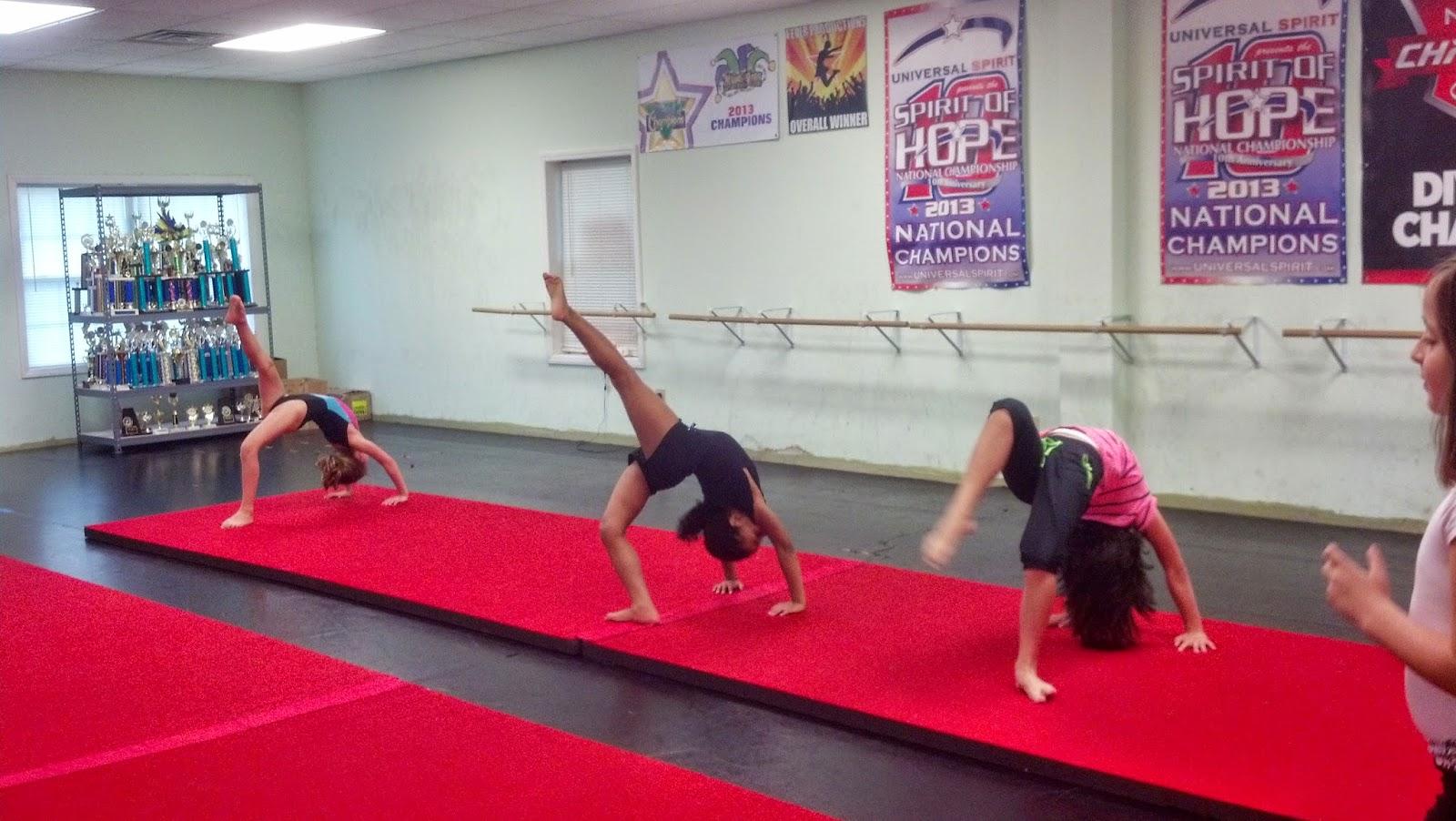 south charlotte gymnastics