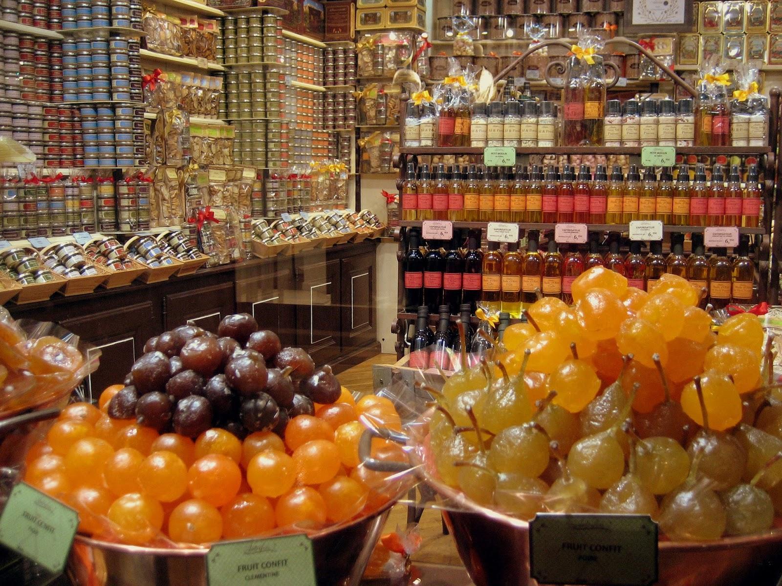 Avignon fruits confits