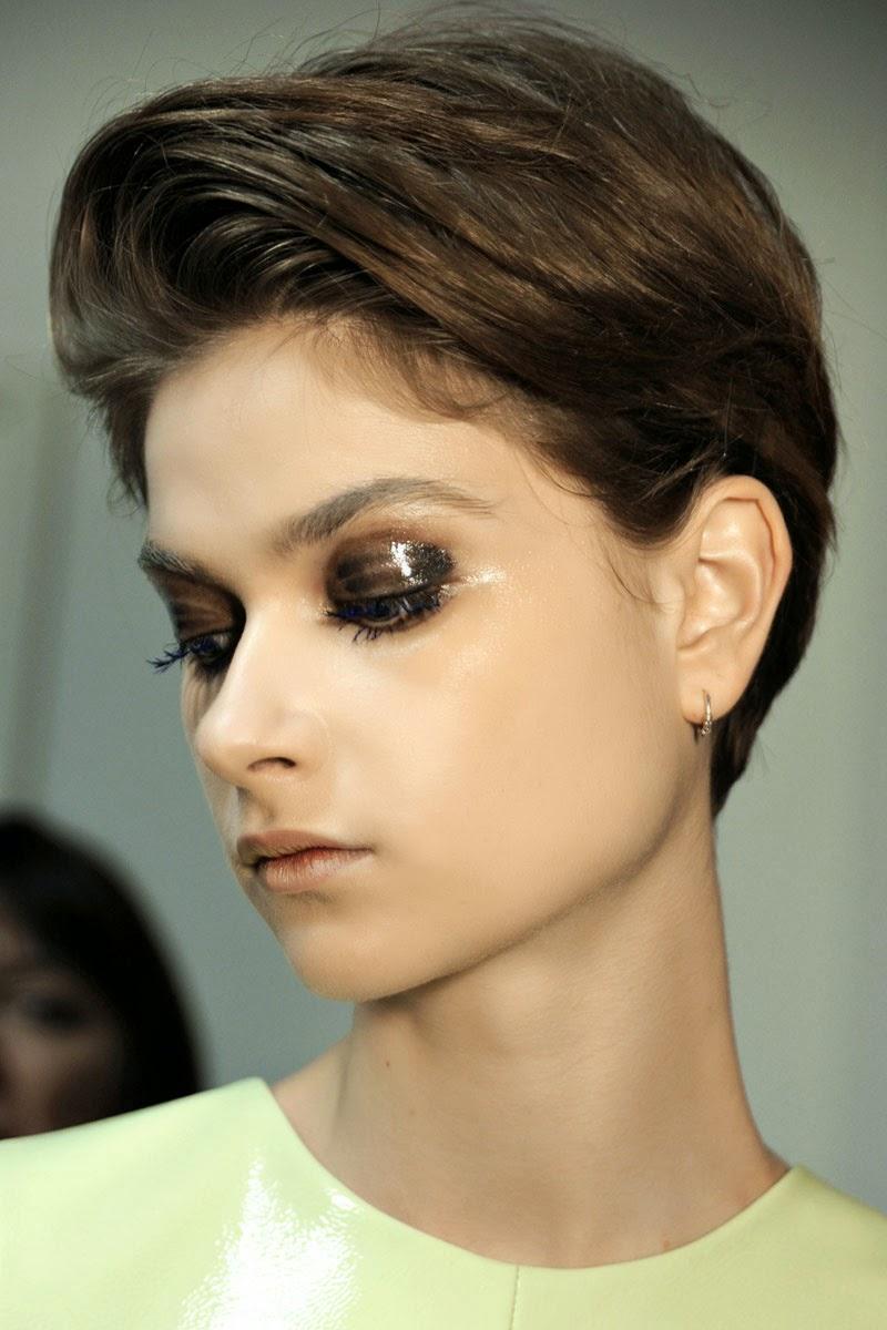 moda cabellos modernos cortes pixie para mujeres 2014