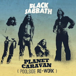 "Poolside re-worked Black Sabbath's ""Planet Caravan"""