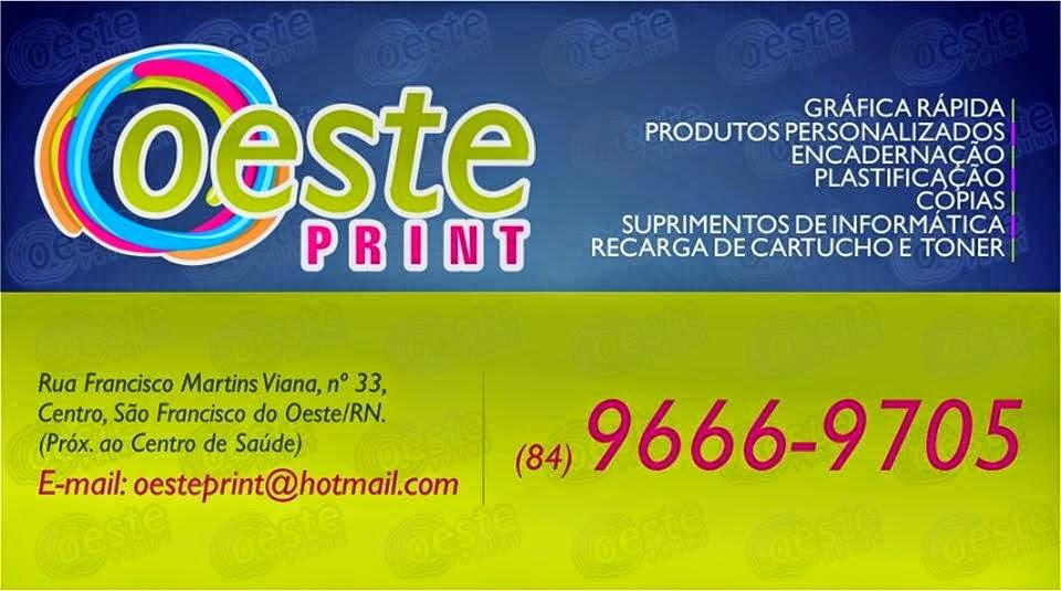 Oeste Print