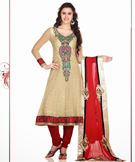 Anarkali Umbrella Frock Dress Designs 2014 2015 Embroidered Frocks 2014 She Styles