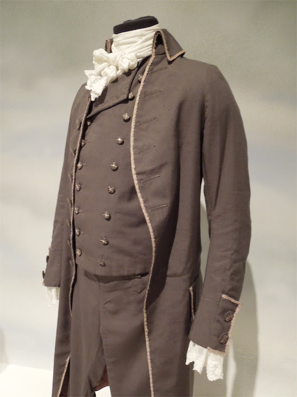 Ryan O'Neal Barry Lyndon outfit