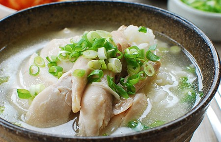 Foto Resep Dak Gomtang Korean Chicken Soup
