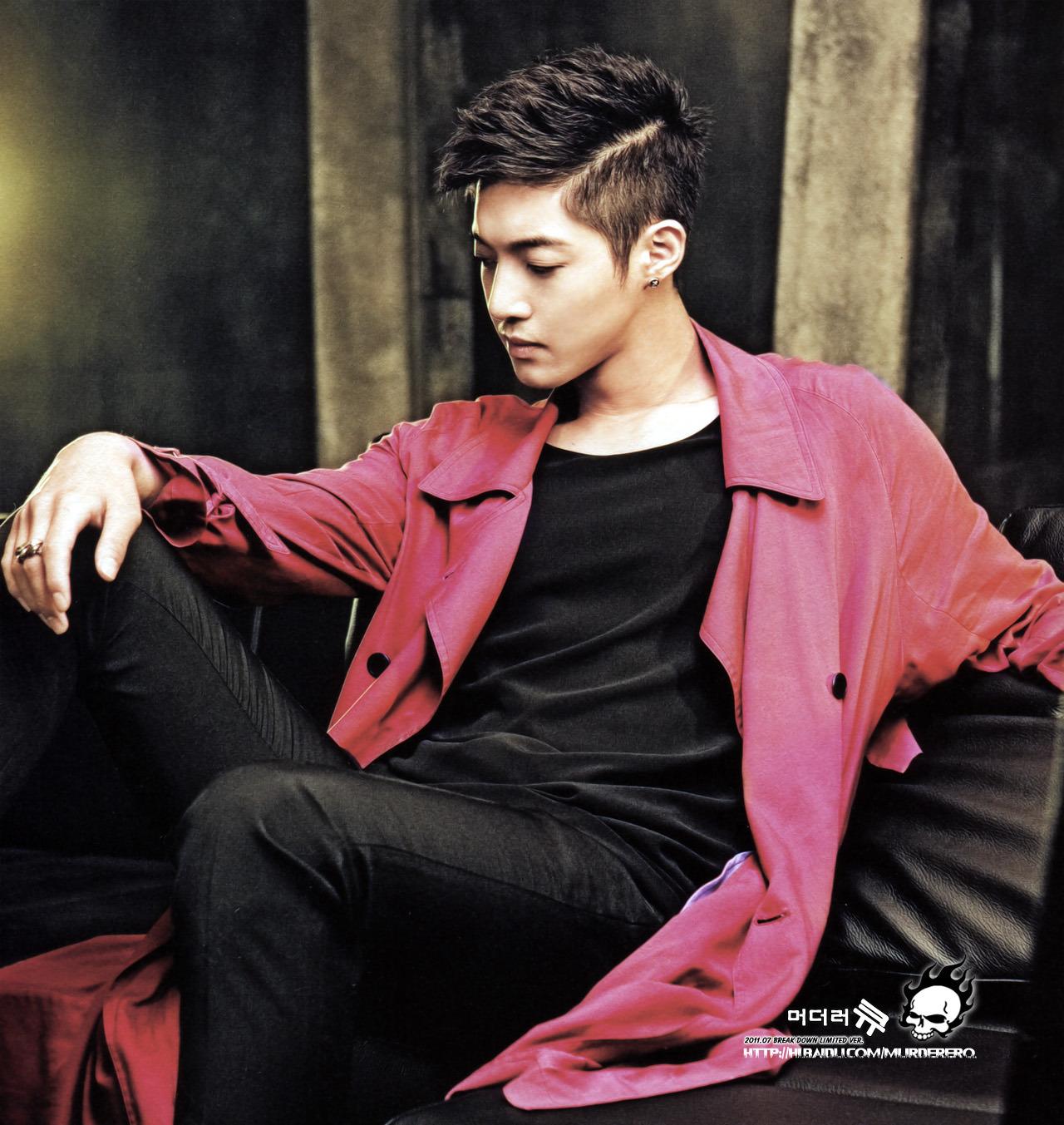 kathys bench kim hyun joong quotbreak downquot limited
