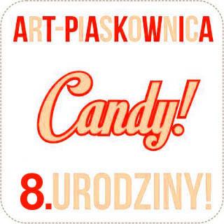 Candy i 8 urodziny