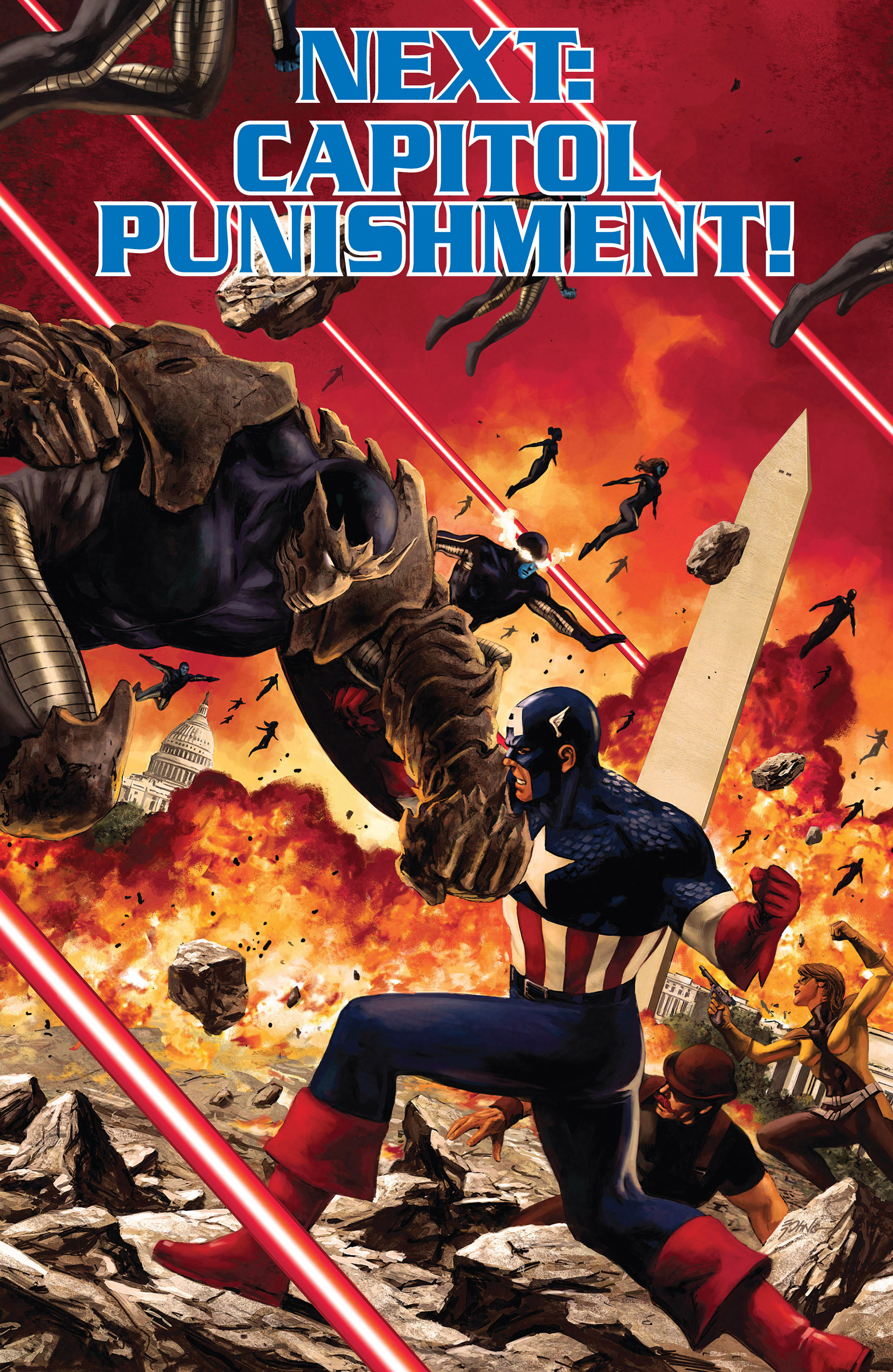 Captain America (2011) Issue #15 #15 - English 22