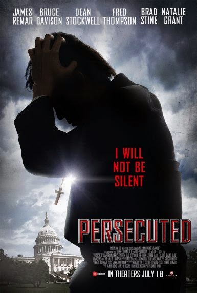 Persecuted Poster 2