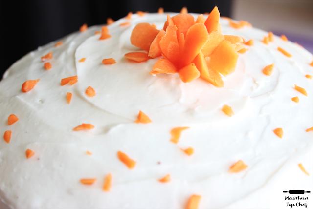 Carrot Cake   www.mountaintopchef.blogspot.com