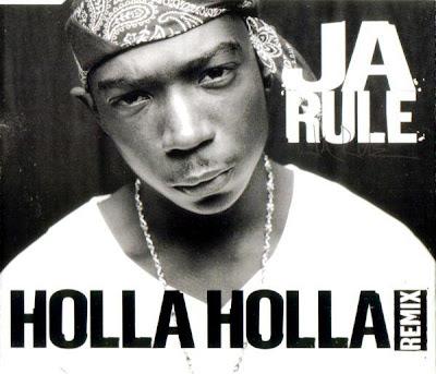 Ja Rule – Holla Holla (Remix) (CDS Promo) (1999) (320 kbps)