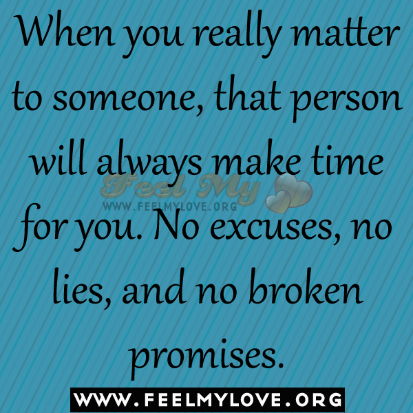 quotes about mattering to someone quotesgram
