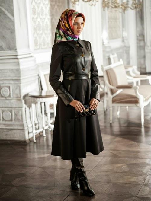 Armine 2014 Kışlık Pardesü ve Kaban Modelleri