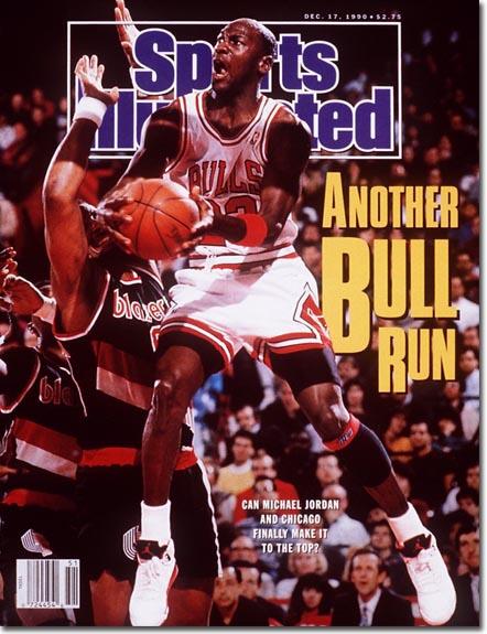 Portadas Michael Jordan Sports Illustrated NBA TSEBA