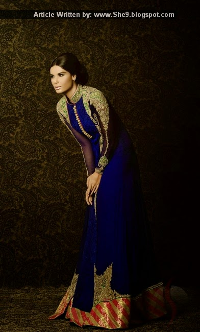 Mehdi Designer Wedding Wear Collection 2015