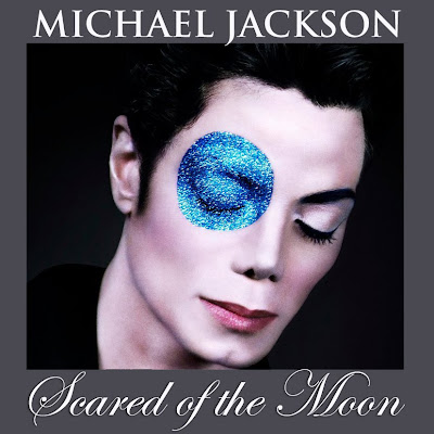 Michael Jackson - Scared Of The Moon Lyrics
