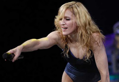 Madonna - Give Me All Your Luvin' Lyrics