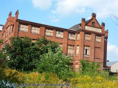 landsberger allee, schlachthof, viehhof, industrie, verlassene orte, Gebäude