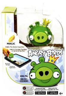 Afbeelding van Angry Birds Magic doos