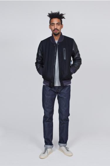 Taeyang leather jacket