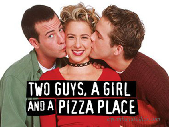 can a girl dating two guys
