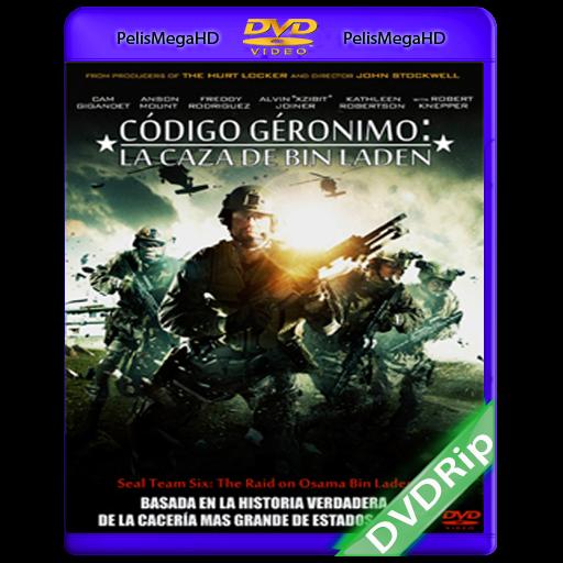 CÓDIGO GERÓNIMO: LA CAZA DE BIN LADEN (2012) DVDRIP ESPAÑOL LATINO