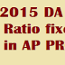 AP PRC DA Go 47-RPS 2015 New DA fixed at 0.524-PRC Dearness Allowance