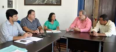 Conceição e Tuca - Transição do governo municipal