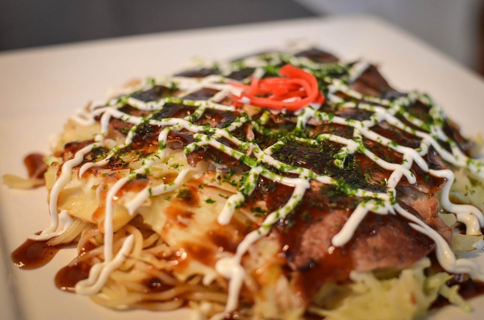 Okonomiyaki Osaka - How to make a perfect Okonomiyaki
