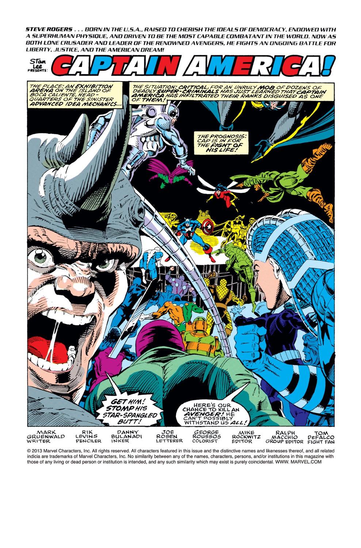 Captain America (1968) Issue #413 #362 - English 2