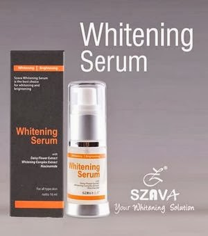 Szava Whitening Serum