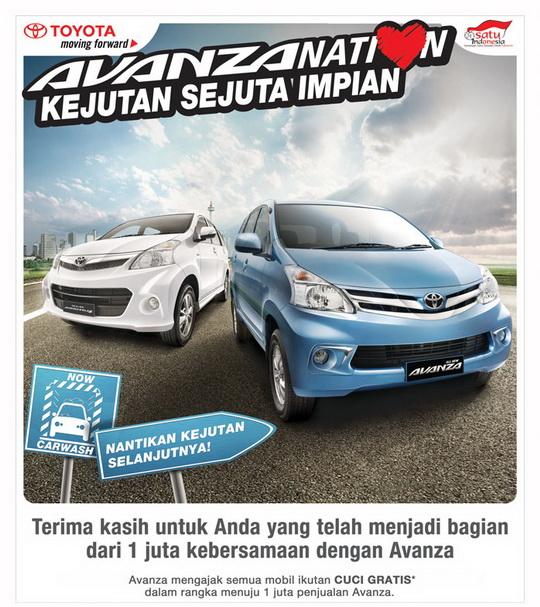Avanzanation Carwash 2013