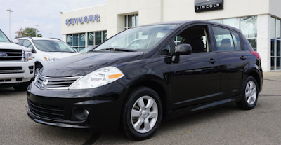 Used 2011 Nissan Versa for Sale Near Grass Lake, MI