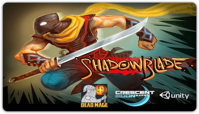 Shadow Blade FULL VERSION APK + DATA FILES