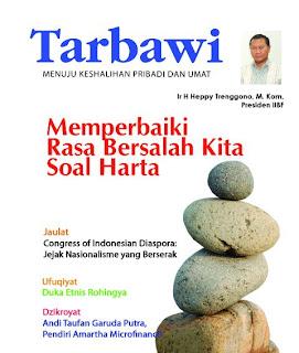 terinspirasi majalah Tarbawi