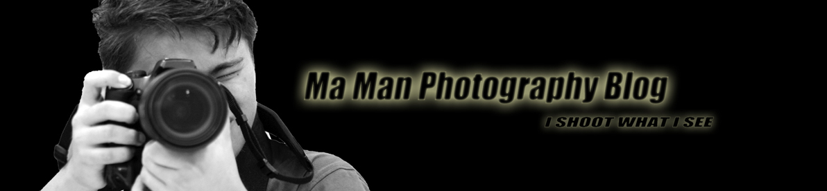 Ma Man Photography Blog