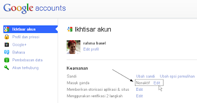 setting multiple sign-in account gmail
