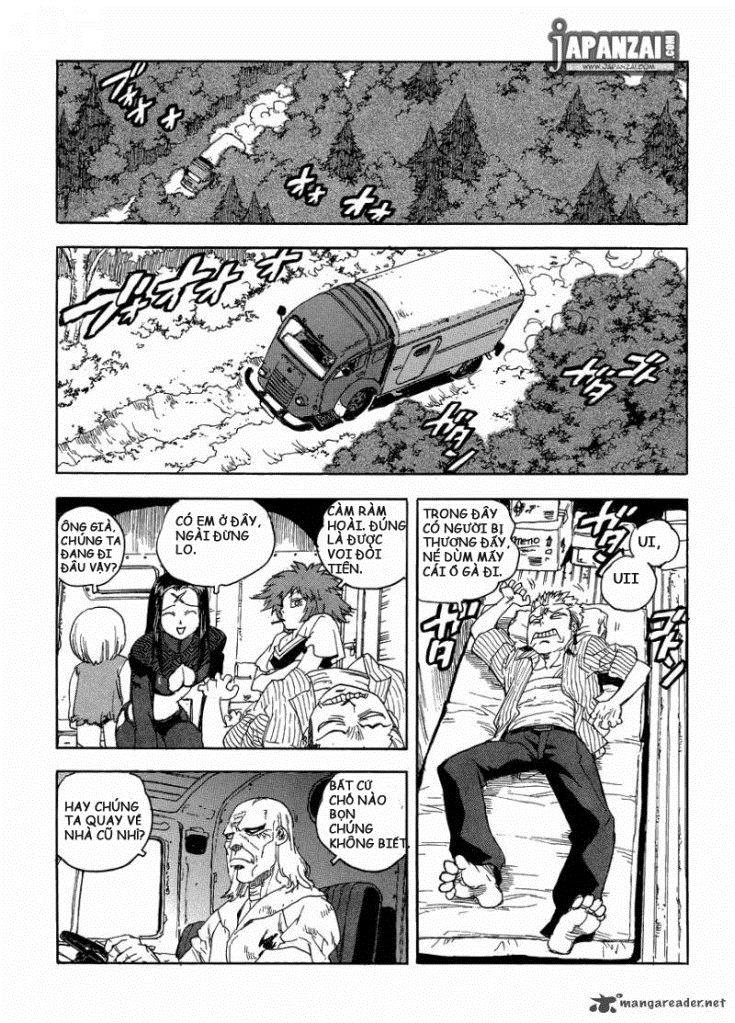 Aiki chap 81 - Trang 16