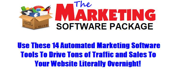Marketing Software Package