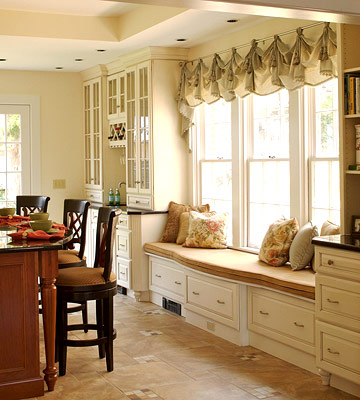 ginnie s gems kitchen window seat storage