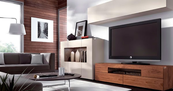 Muebles garcia sabat en xikara - Interiorismo salones modernos ...
