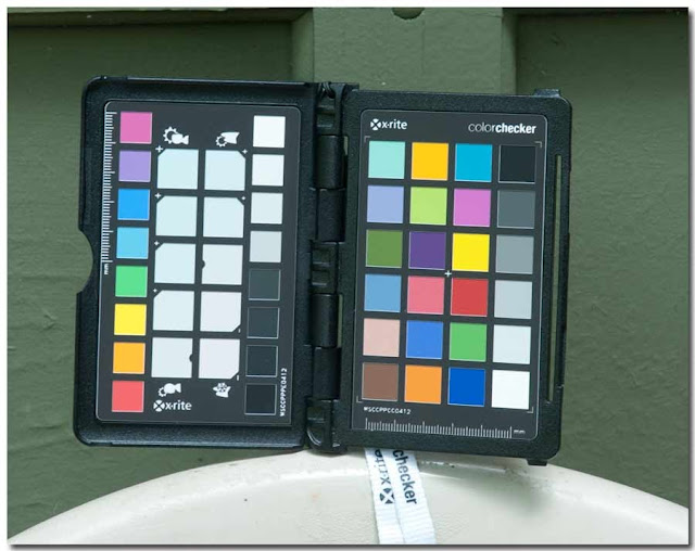 Xrite Color Checker color card, thomas haynes photo