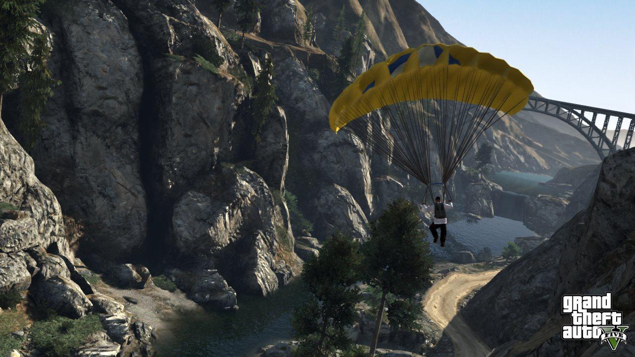 """ゲームワールドには海辺、山脈、荒野、""""Salton Sea ..."""