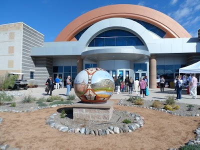 Anderson Abruzzo Albuquerque International Balloon Museum