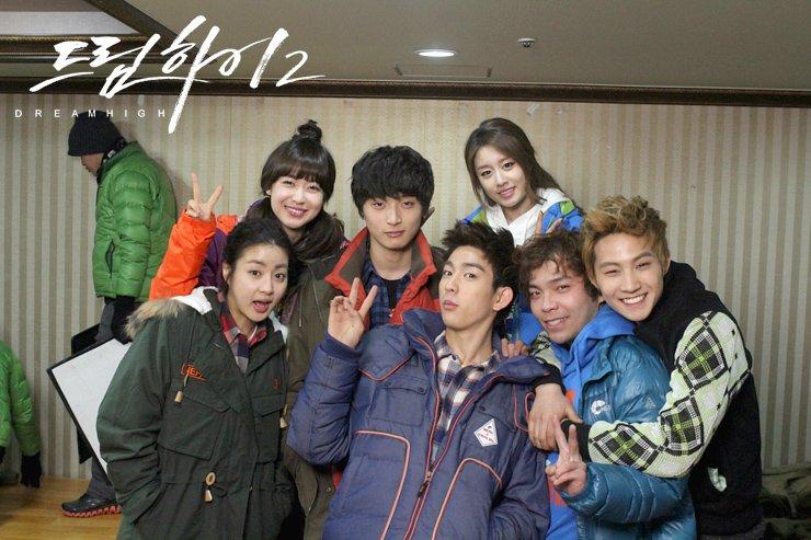 Film : K-Drama - Dream High Season 2