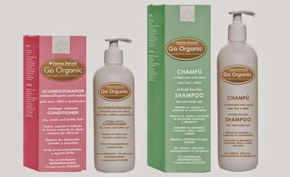 Sorteo Go Organics Farma Dorsch en Beautyvictim