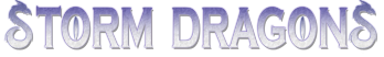 Storm Dragons Project