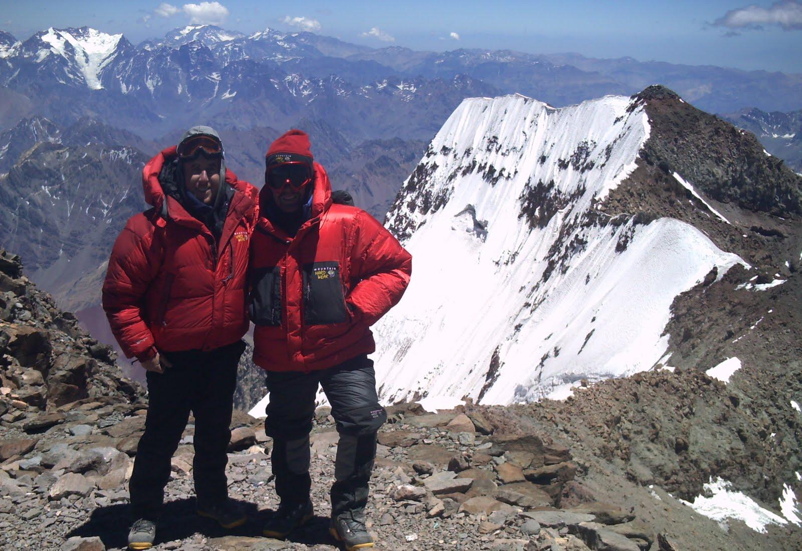 Argentina - Cerro Aconcágua