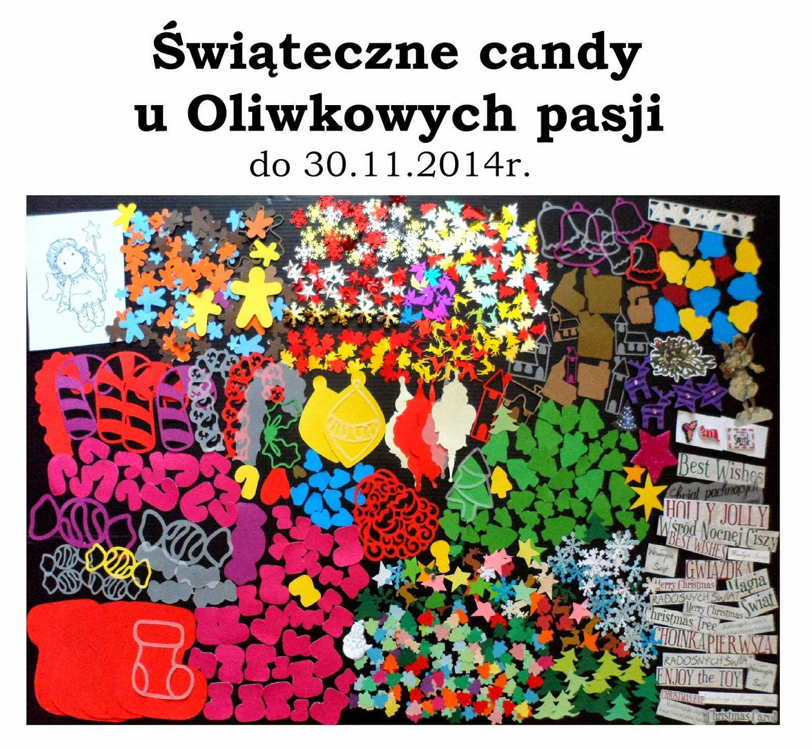 candy do 30 listopad