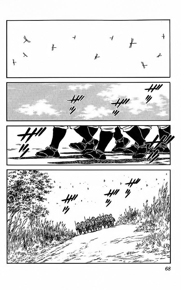 Nijiiro Togarashi - Ớt Bảy Màu chap 43 - Trang 10