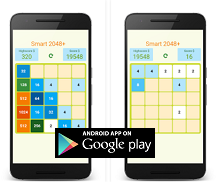 Android Game of the Week - Smart 2048+